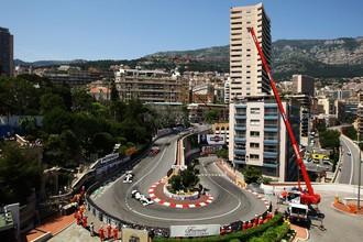 В Монако проводится самое престижное Гран-при