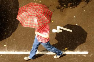 В Москве будет относительно тепло, но дождливо и облачно