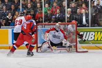 Молодежная сборная России удивила соперников по Суперсерии