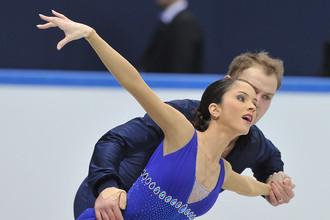 Серебряным призерам Гран-при Вере Базаровой и Юрию Ларионову нужно избавляться от технических погрешностей