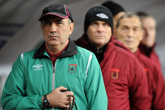 Курбан Бердыев сохранил пост главного тренера «Рубина»