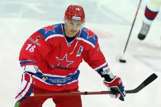 В матче с «Рочестером» состоялось возвращение Сергея Федорова на лед