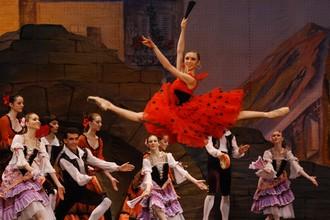 Балет в 3 действиях «Дон Кихот»