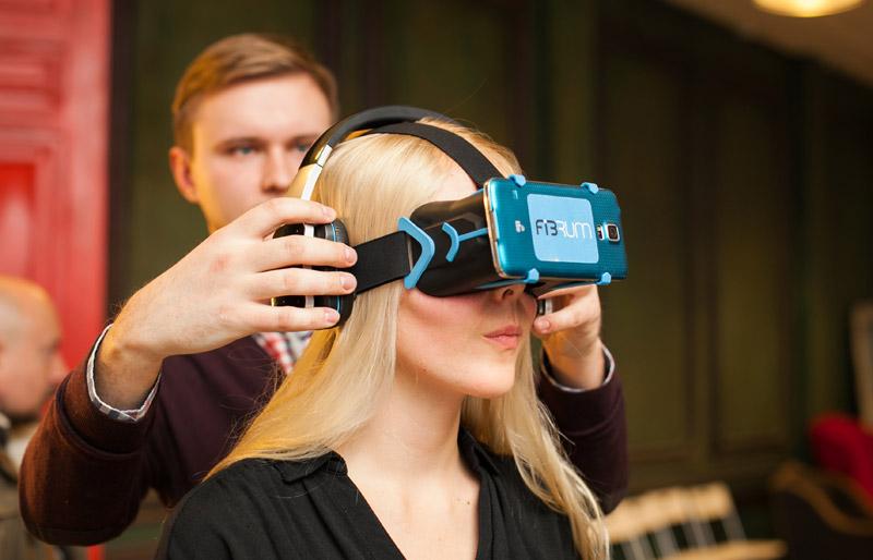 ���������� �������� Fibrum ��������� ������� VR-���������� ��� ����������