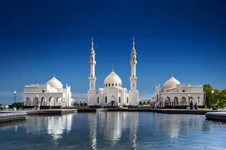 Белая мечеть г. Булгар, Татарстан