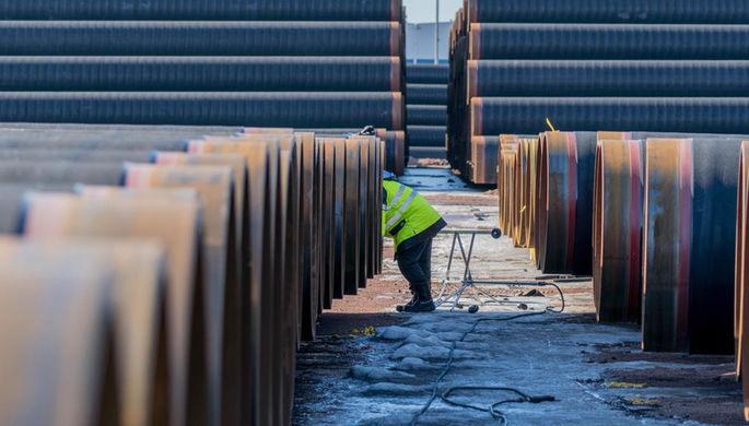 Эстония хочет остановить «Северный поток — 2»
