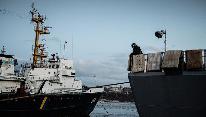 Украина приготовилась к санкциям против российских портов