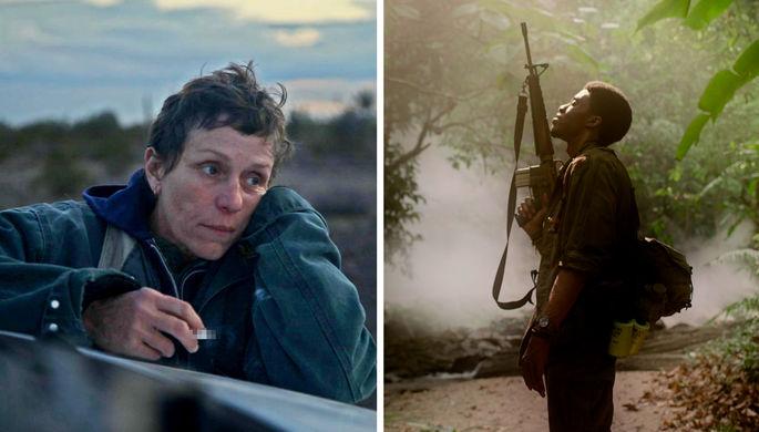 Очередь на «Оскар»: названы победители премии критиков США