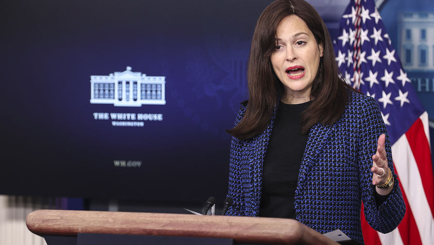 Заместитель советника президента США по нацбезопасности Энн Нойбергер