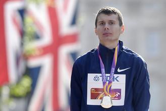 Сенсационный призер на дистанции 20 км Сергей Широбоков