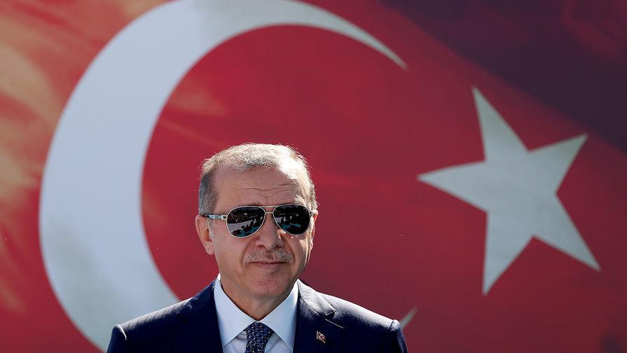 Карающий меч Эрдогана: Турция создаст ракету «земля-земля»