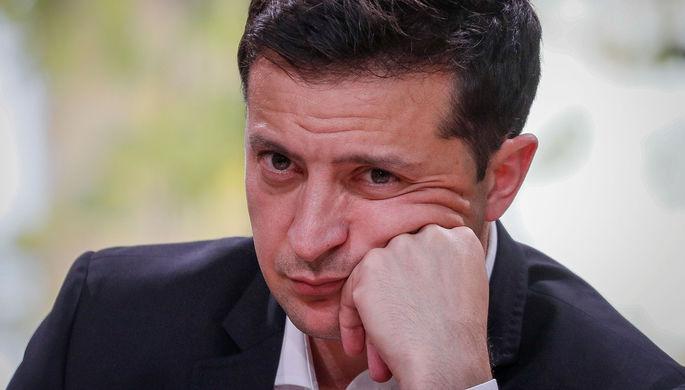 В шаге от провала: что ждет Зеленского в 2020 году