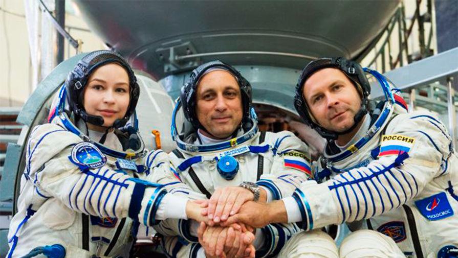 Перед полетом в космос Шипенко заявил, что другие режиссеры ему завидуют