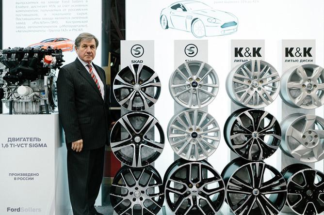 Председатель Алюминиевой ассоциации Иван Матеров убежден, что алюминиевые диски, произведенные членами организации, не уступают зарубежным аналогам. Потребительский спрос, кстати, это только подтверждает