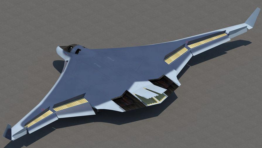 Изготавливают кабину: в РФ создается стелс-бомбардировщик ПАК ДА