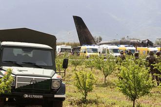 Горят «Илы»: в Ливии уничтожены украинские самолеты