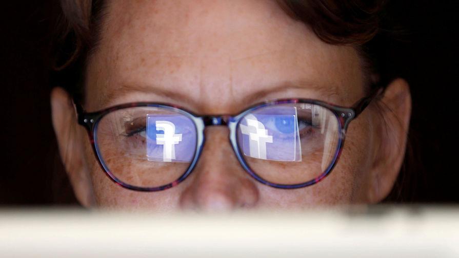 Пользователи Facebook сообщили о сбое в работе соцсети