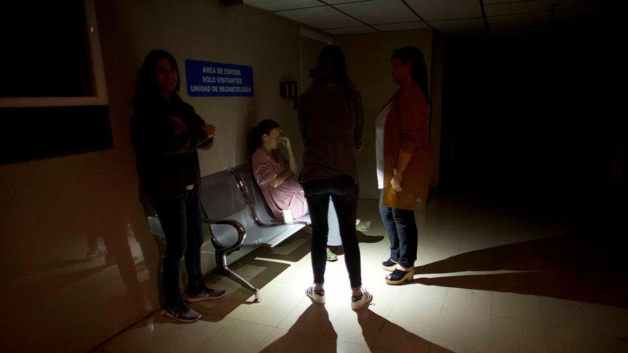 Взрыв вызвал новый блэкаут в Венесуэле