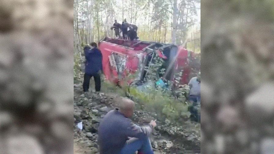 Врачи рассказали о состоянии пострадавших в ДТП в Хабаровском крае