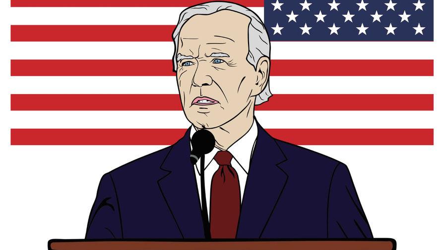 Байден призвал США к объединению