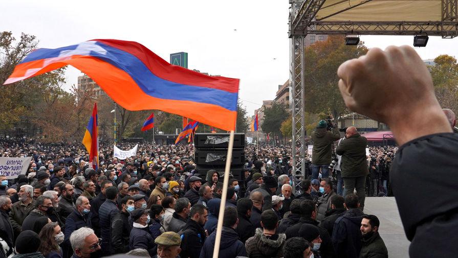 Армения готовится к протестам против