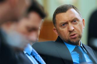 Глава Русала Олег Дерипаска