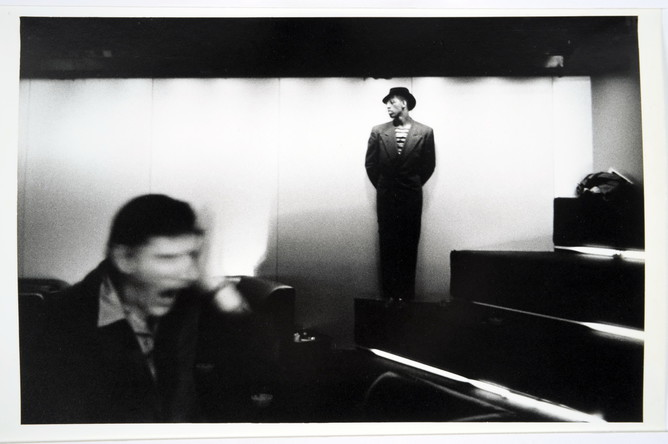 Арно ФишерНью-Йорк1984© Arno Fischer; Institut fьr Auslandsbeziehungen e. V. (ifa)
