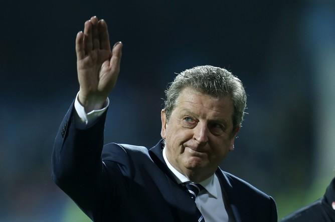 Наставник англичан Рой Ходжсон до матча с Черногорией в Подгорице