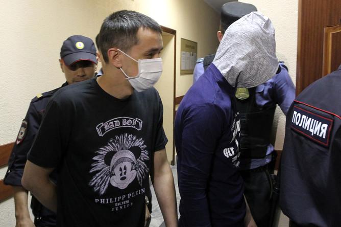 Экс-сотрудники отдела полиции «Дальний» в Приволжском суде Казани
