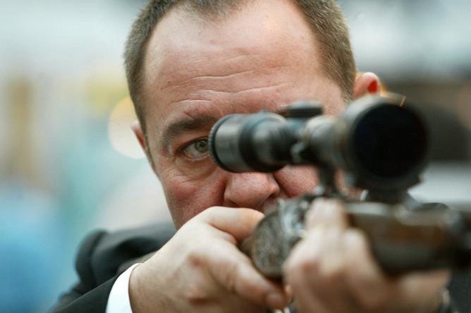 Михаил Лесин может возглавить «Газпром-медиа»