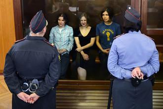 Верховный суд обнаружил нарушения в приговоре Pussy Riot