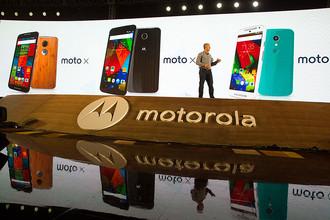 Motorola не поглотит Lenovo