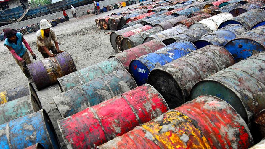 Стоимость нефти Brent превысила $76 впервые за почти три года