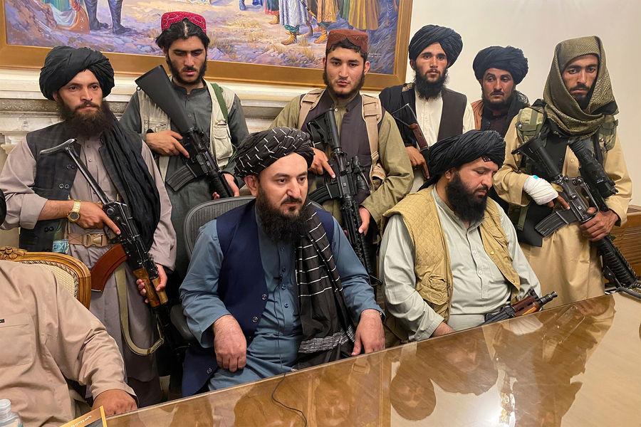 """Временный глава РњР�Р"""" Афганистана призвал дипломатов вернуться РєСЂР°Р±РѕС'Рµ"""