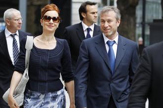 Роман Абрамович прибыл в Высокий суд Лондона
