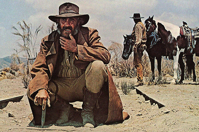 Кадр из фильма «Однажды на Диком Западе» (1968)