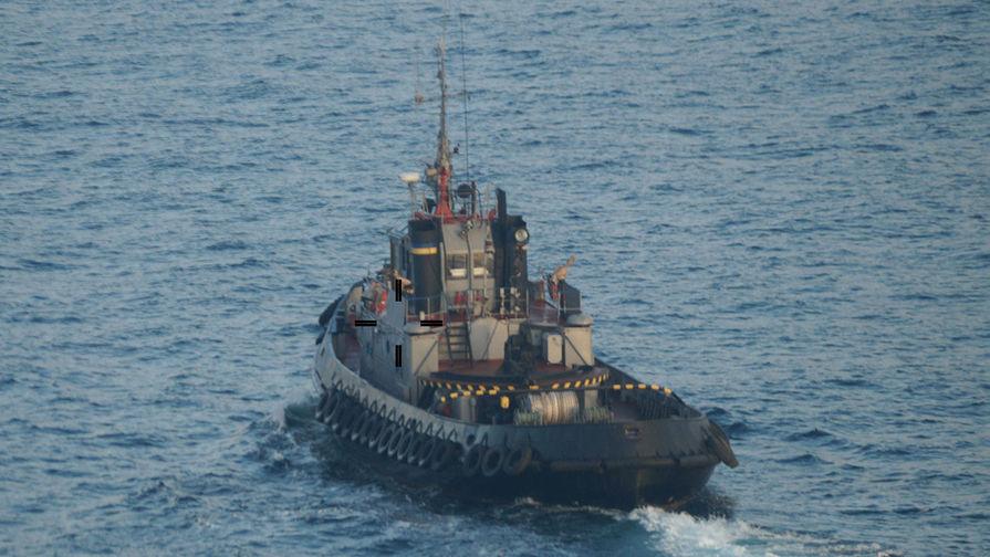 Подтолкнул Керченский инцидент: как США поддерживают ВМС Украины