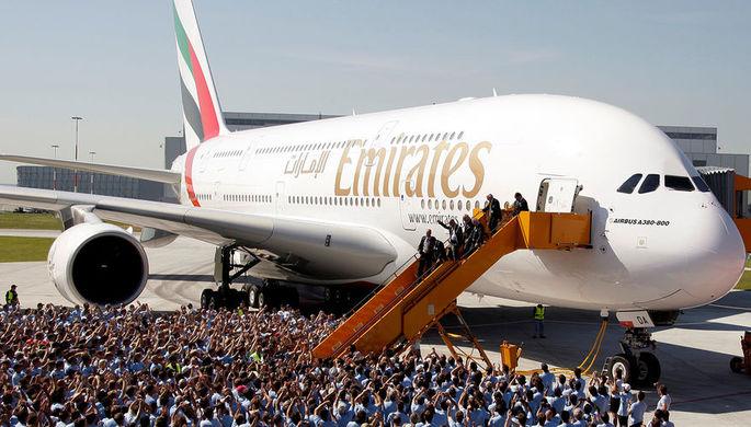 Отлетал свое: Airbus прекращает выпуск А380
