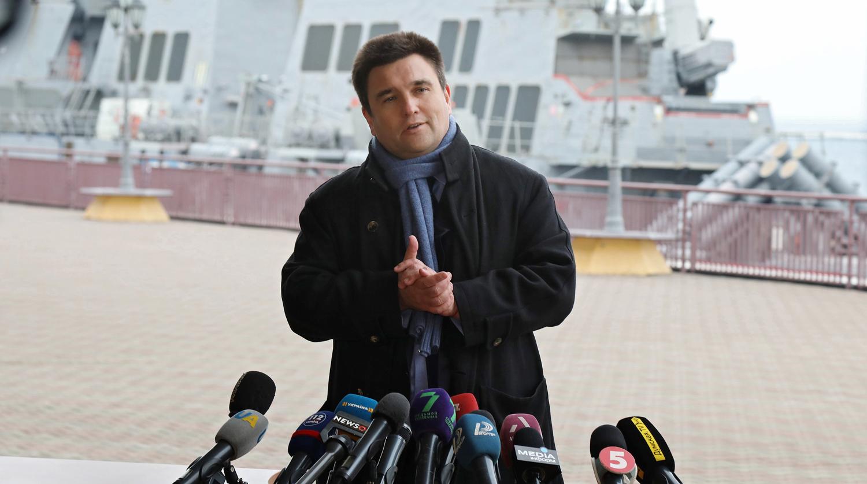 Климкин прокомментировал слухи о назначении послом Украины в США