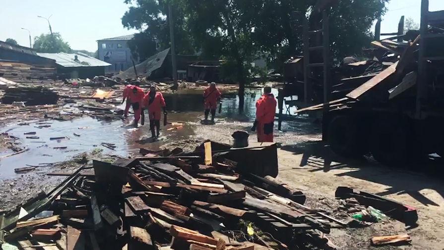 Против спасавшего свой дом от наводнения мэра возбудили дело
