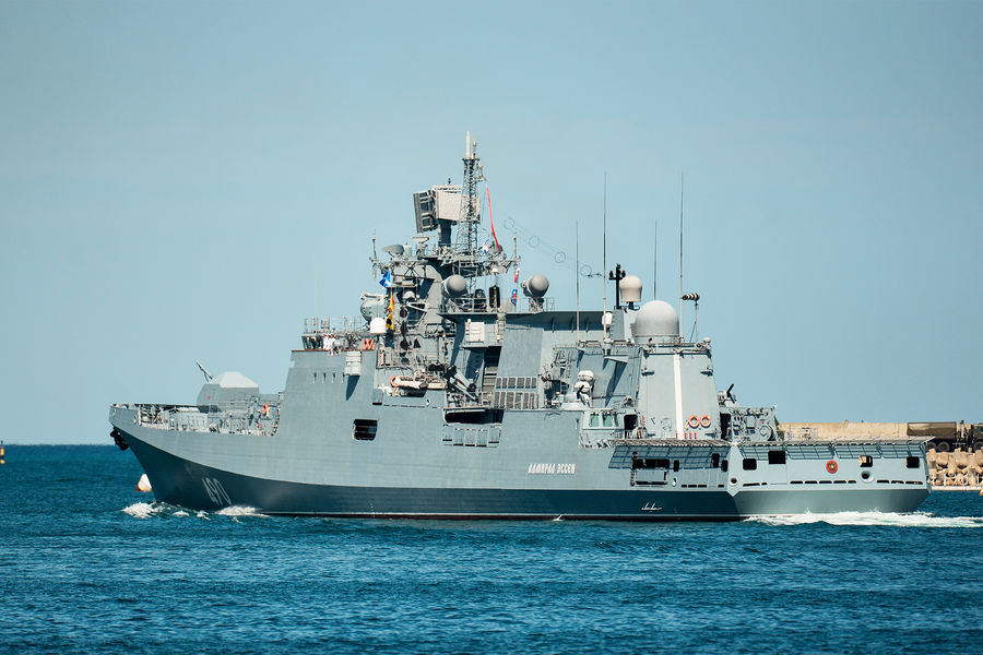 Фрегат проекта 11356Р «Адмирал Эссен»
