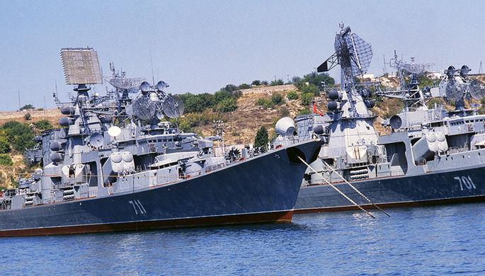 Военный эксперт рассказал о возможных итогах столкновения США и России на море