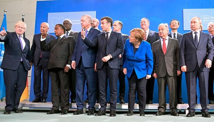 Санкции и эмбарго: в Берлине решили, как будут мирить Ливию