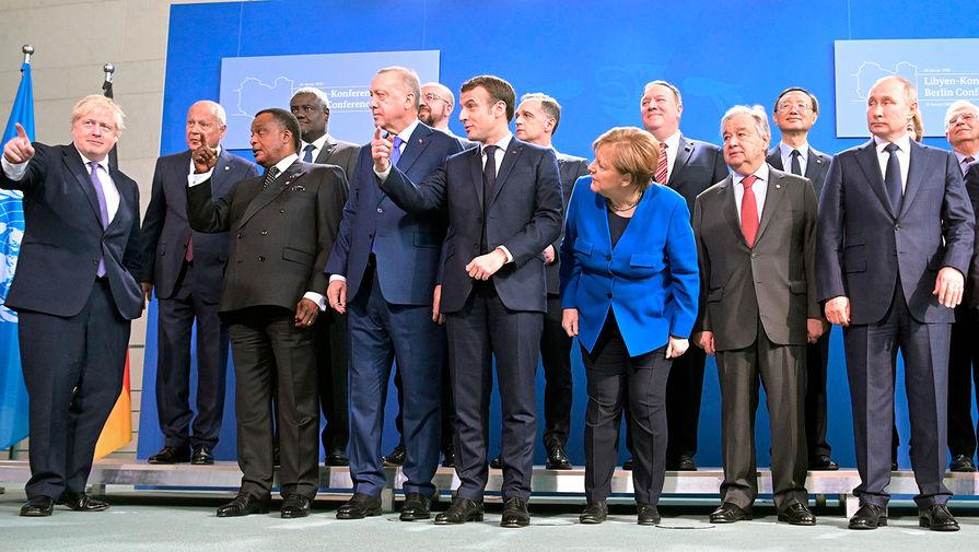 Глава МИД Германии: цель переговоров по Ливии достигнута