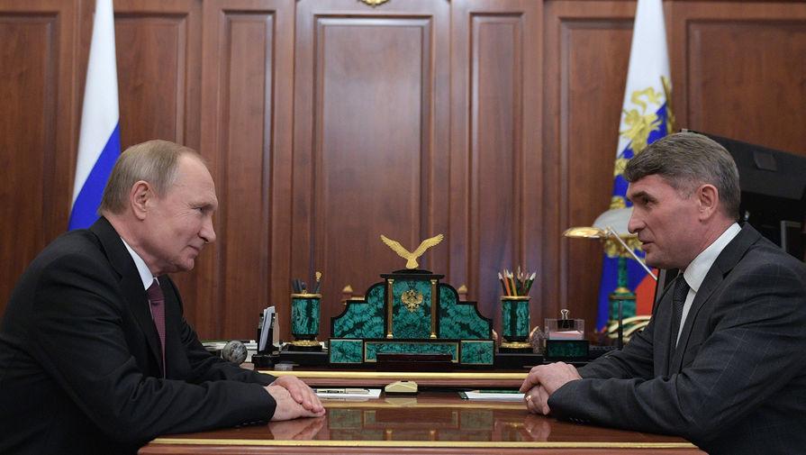 Врио главы Чувашии стал Олег Николаев