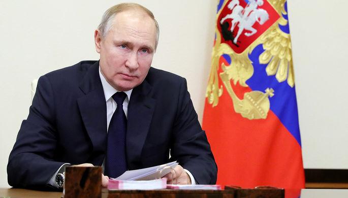 «В дружественном ключе»: о чем Путин говорил с Мадуро