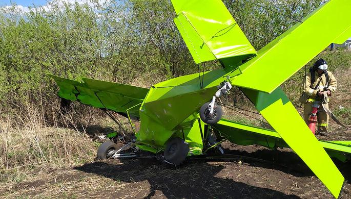 «Разрушений на земле нет»: в авиакатастрофе в Татарстане разбились два человека