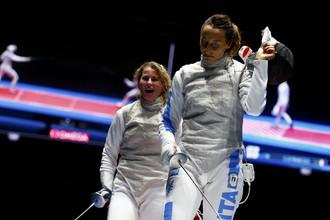 Россиянка Инна Дериглазова выиграла золото Игр в Рио