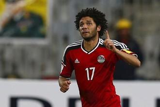 Мохамед Эль-Ненни стал автором первого мяча в финале Кубка Африки