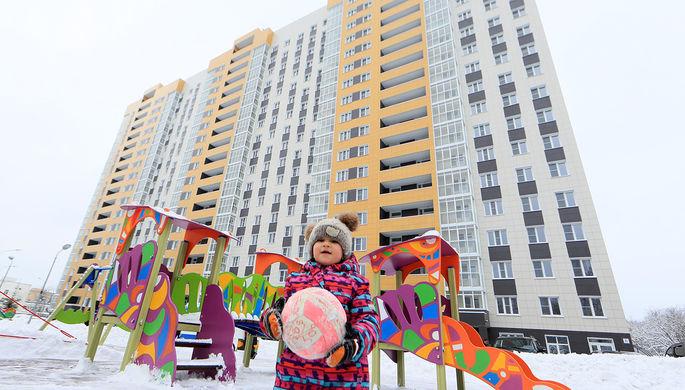 План России: платить меньше, а строить больше